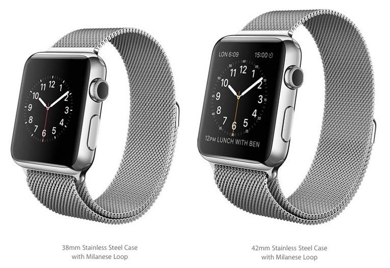 Apple Watch 38 42