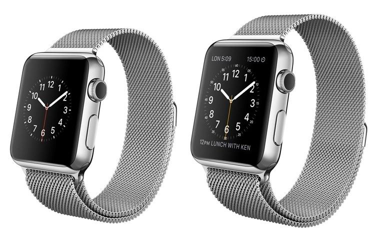 Apple Watch 38 i 42 mm