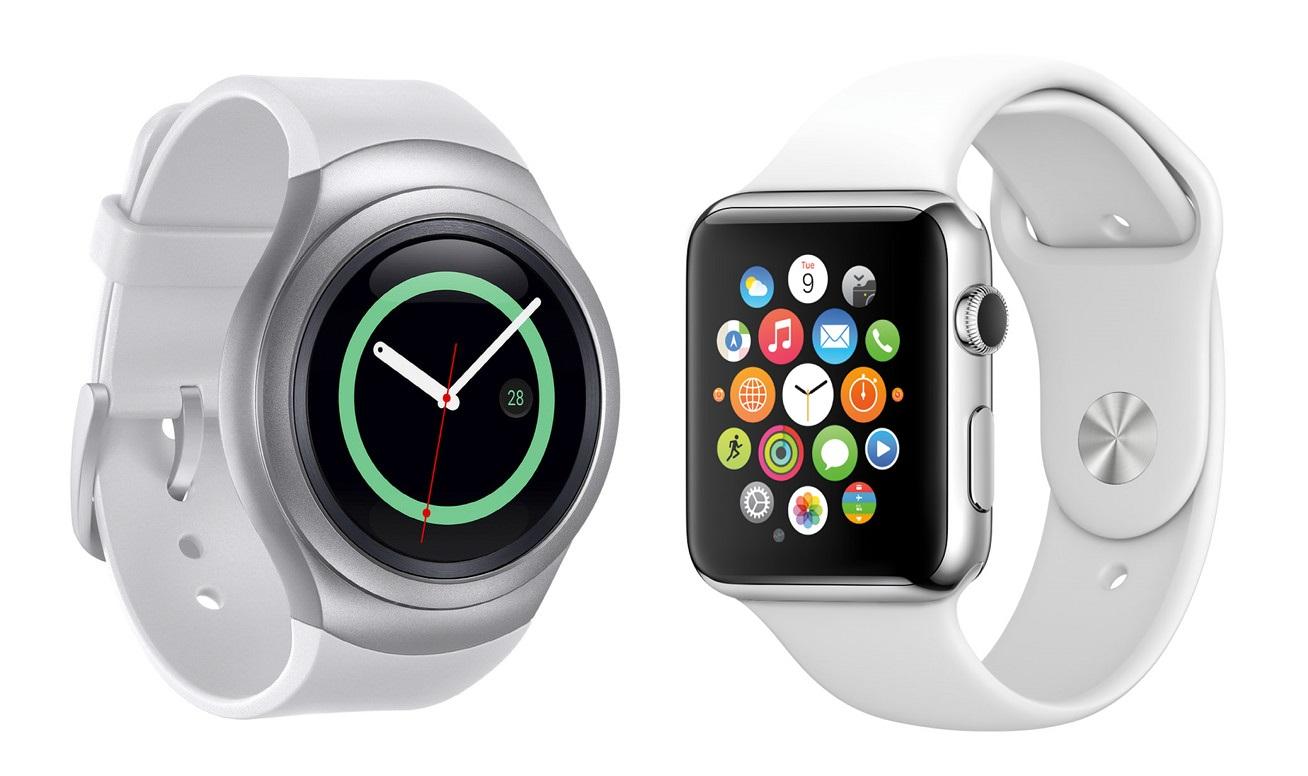 Apple Watch vs Gear S2