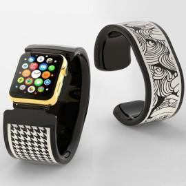 "Bracelite – e-tuszowy, personalizowany ""pasek"" dla Apple Watch"
