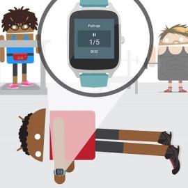 Google Fit – jak to działa ze smartwatchem Android Wear?