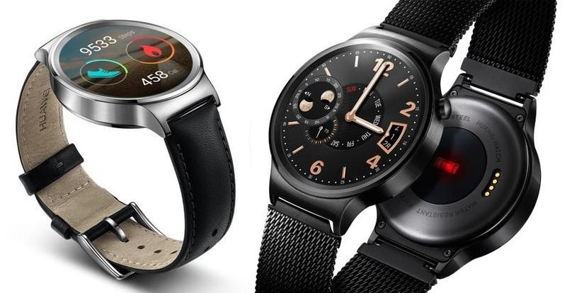 Huawei Watch fitness