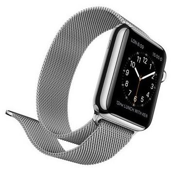 Milanese Loop Apple Watch