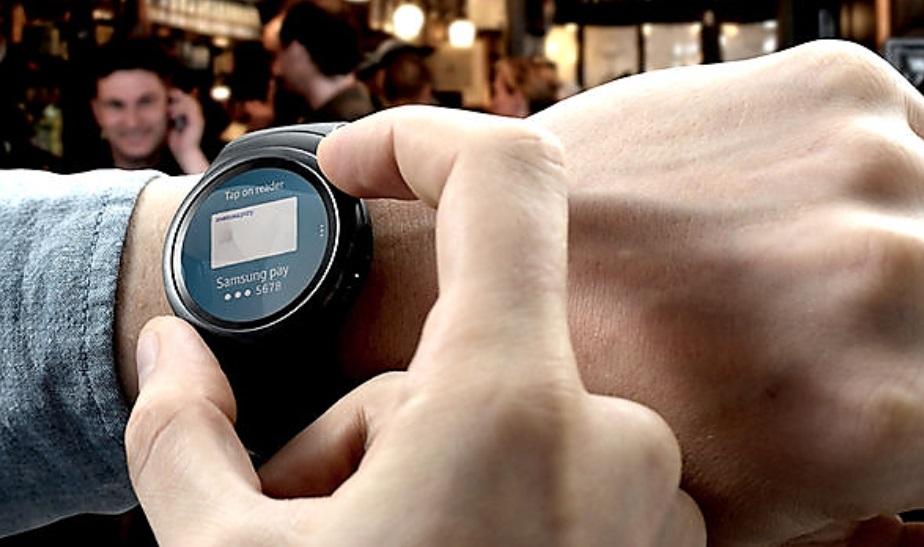 Samsung Pay Gear s2