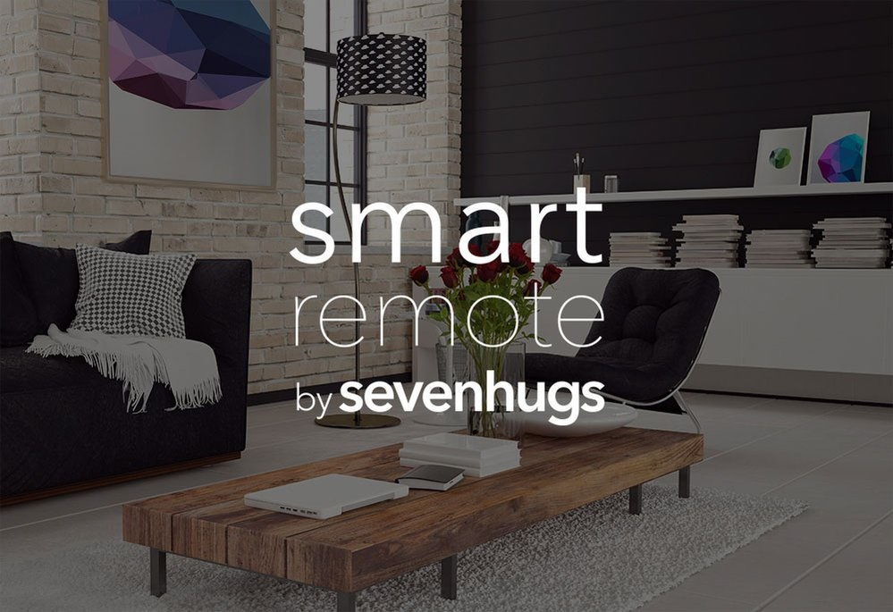Smart Remote Sevenhugs