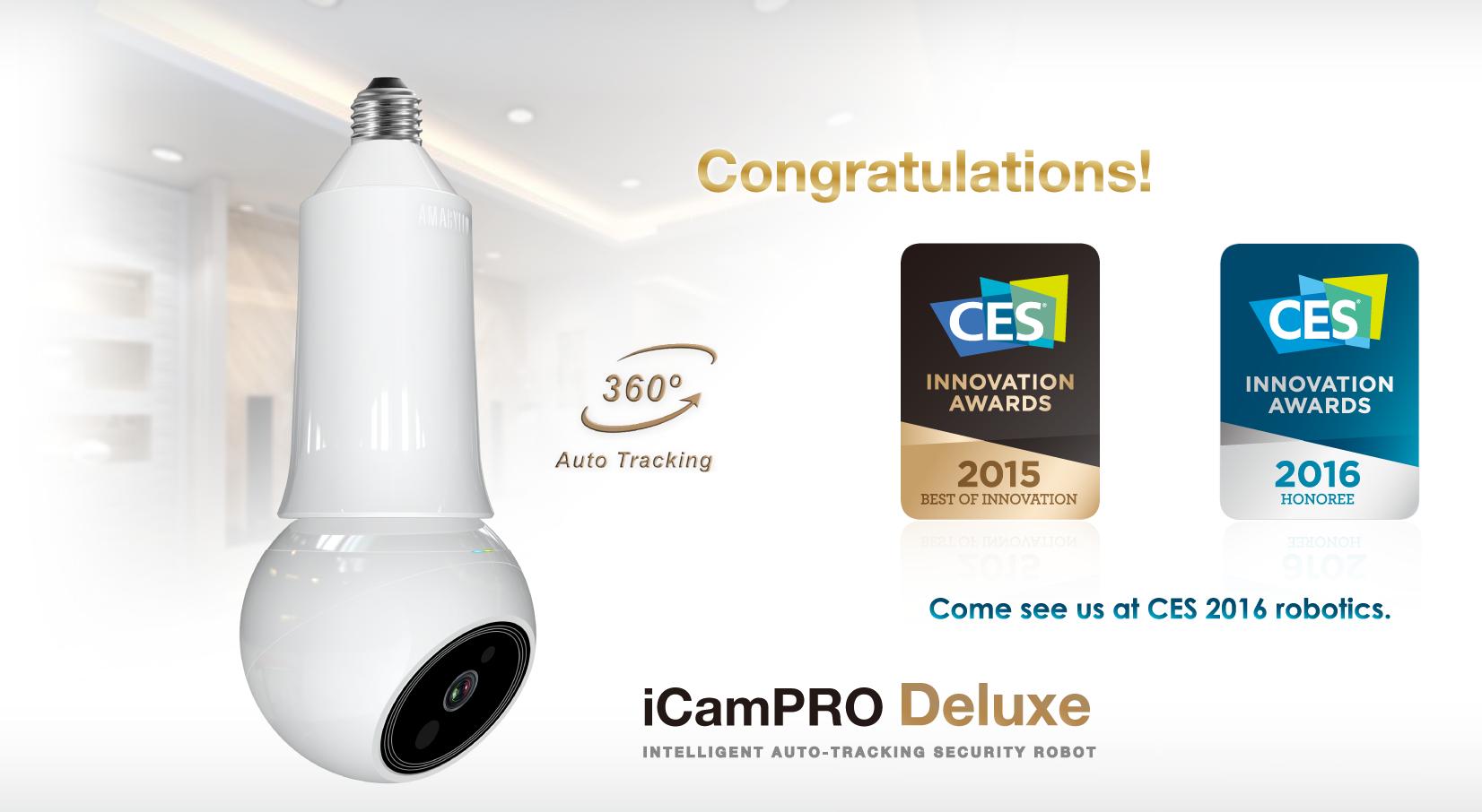 iCam Pro Deluxe