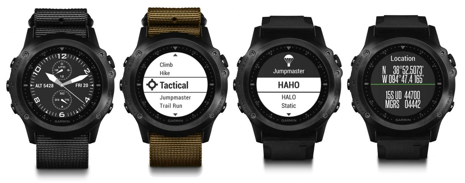 Nowy Garmin Tactix Bravo - taktyczny smartwatch