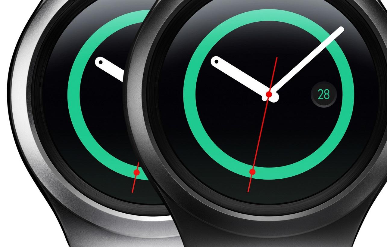 Najpopularniejszy dotąd motyw tarczy dla Gear S2, którym promuje się Samsung.