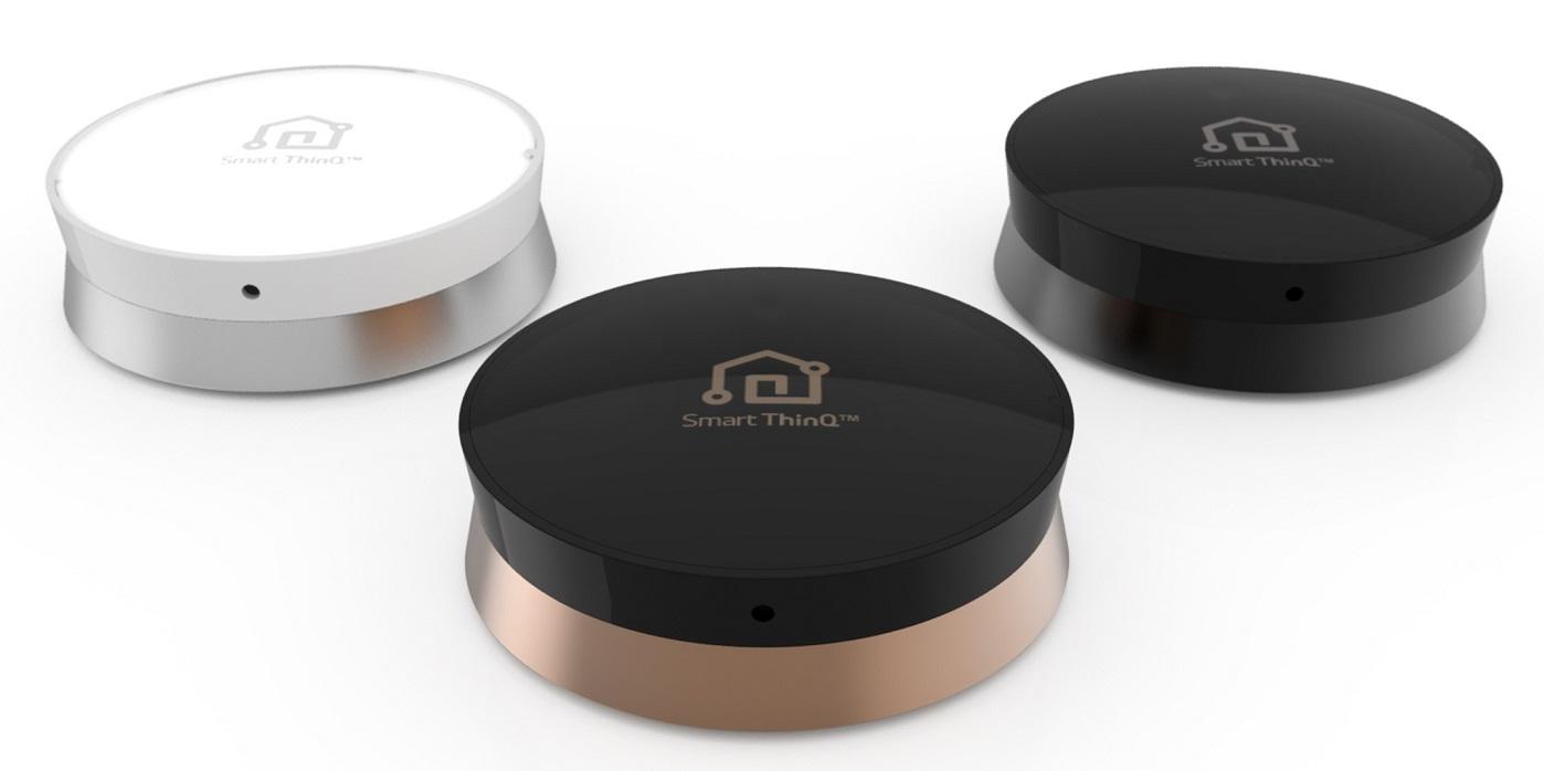 LG SmartThinQ Sensors - moduły dodające funkcji smart zwykłemu RTV/AGD.