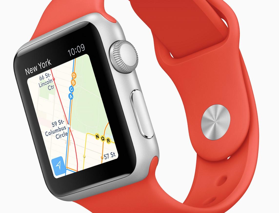 Wybrane regiony mają wsparcie komunikacji miejskiej, co chętnie zobaczyłbym w wersji zegarkowej i u nas.