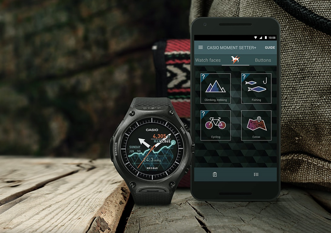casio-android-wear-app