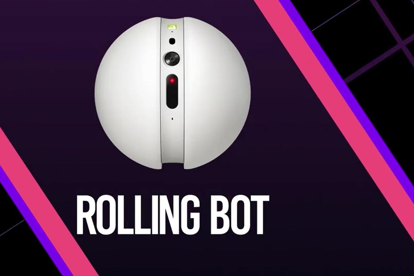 Rolling Bot