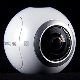 Samsung Gear 360 – sferyczna, kompaktowa kamerka