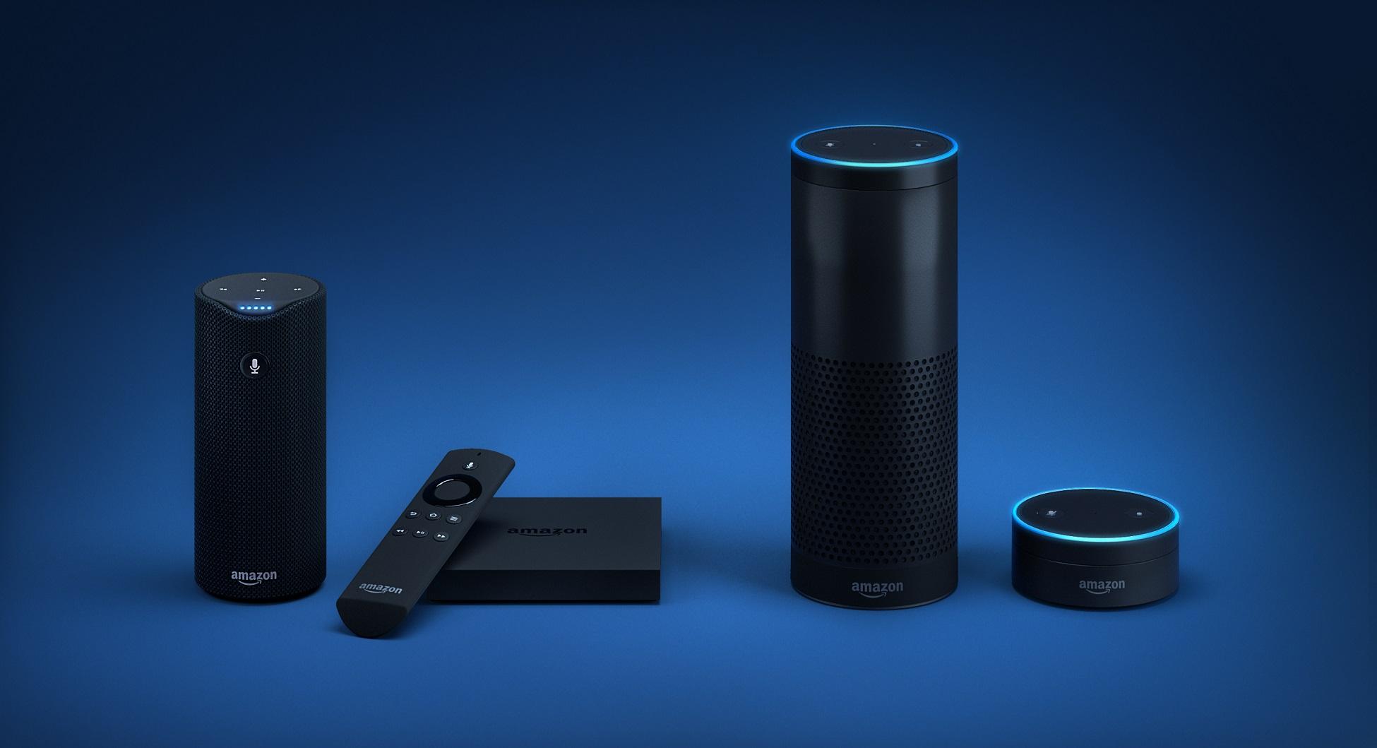 Amazon Echo family