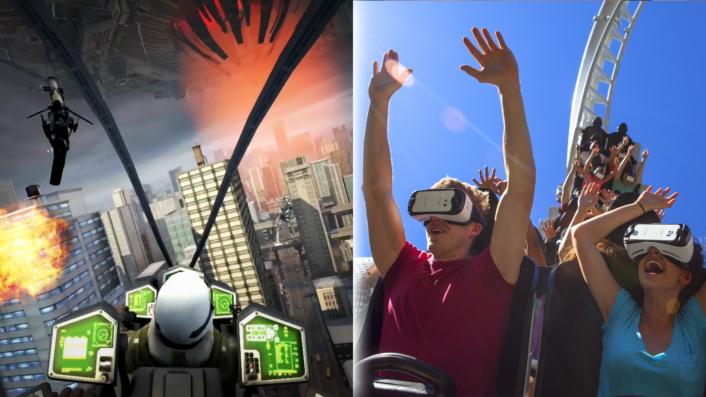 Six Flags VR