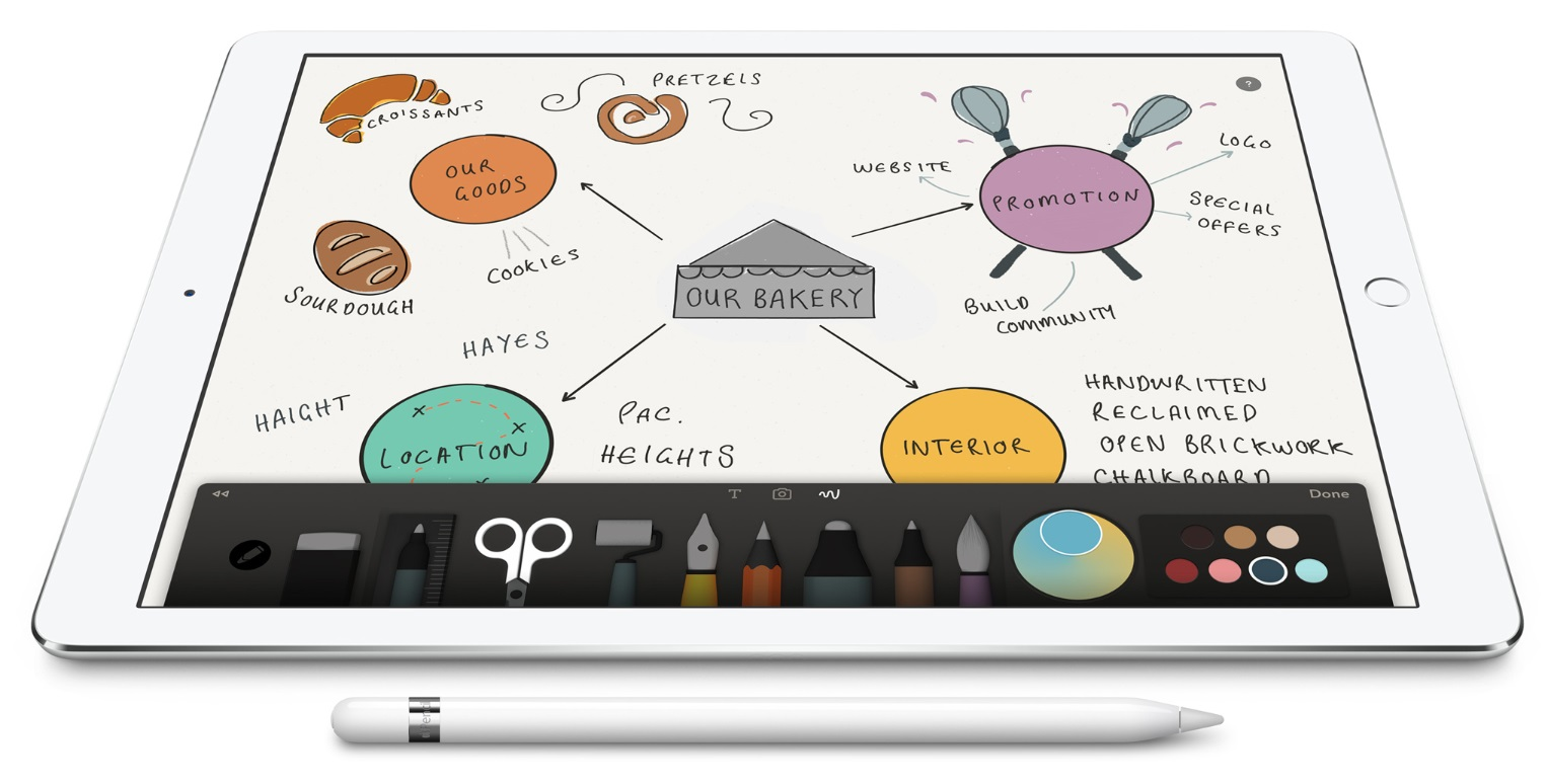 iPad Pro 12.9 foto