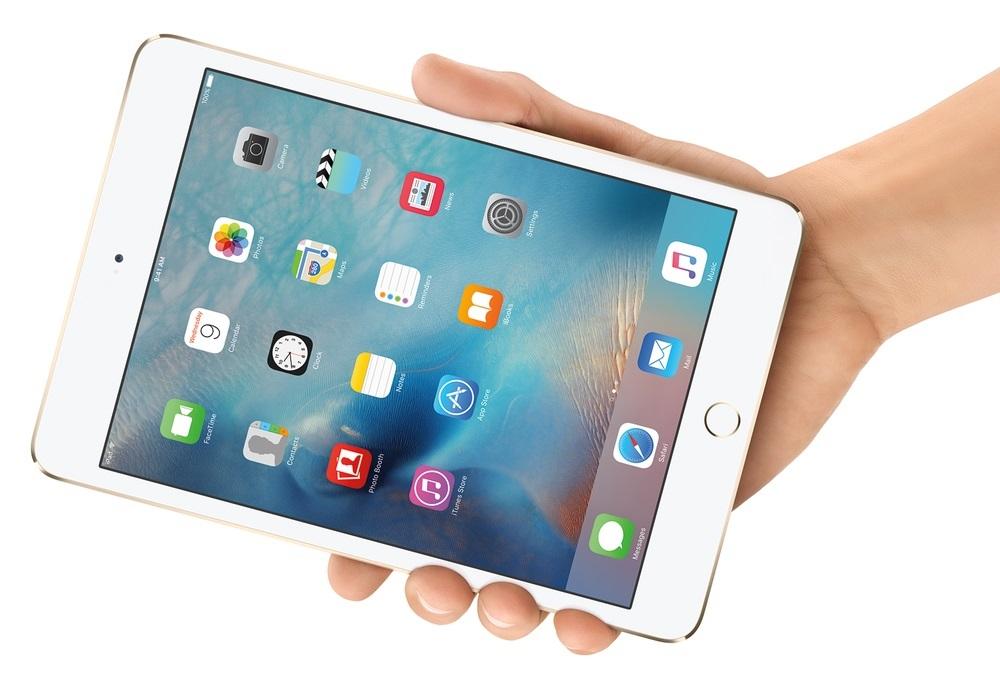 iPad mini 4 foto