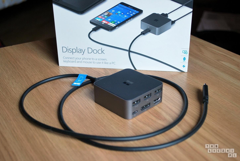 Display Dock tabliczni (2)