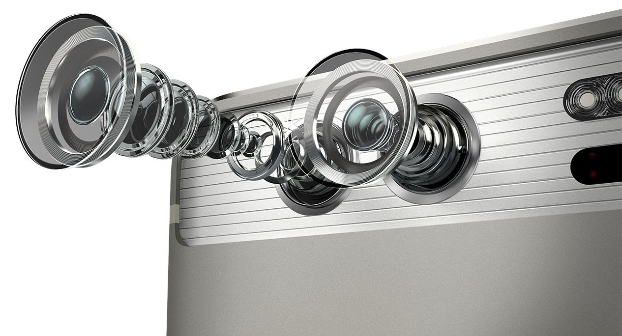 Huawei P9 dual cam