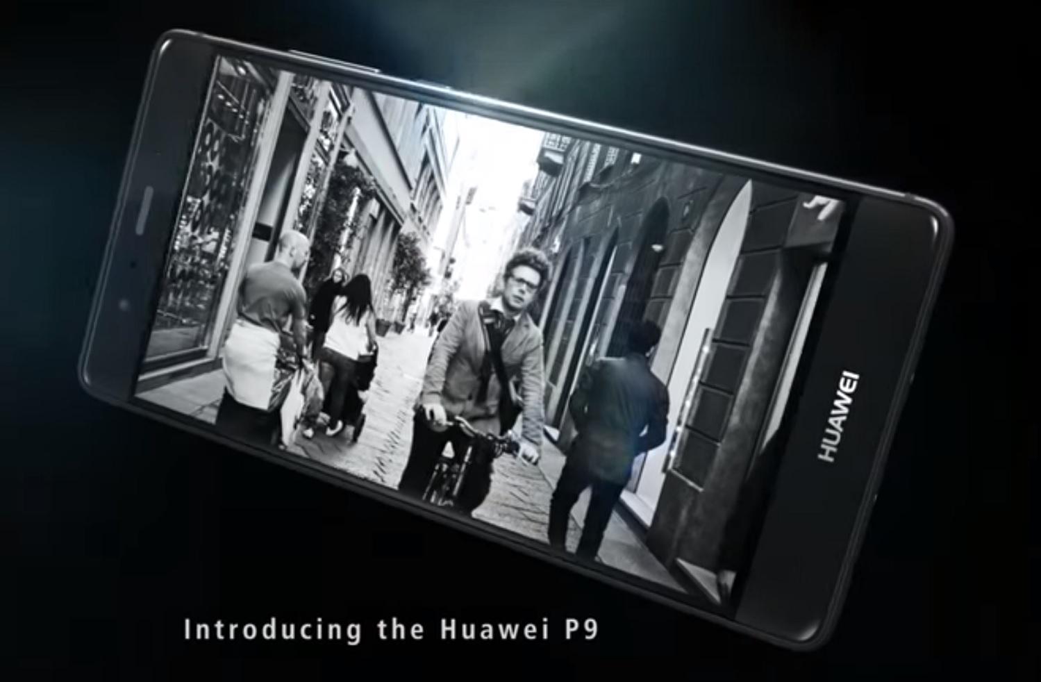 Huawei P9 mono