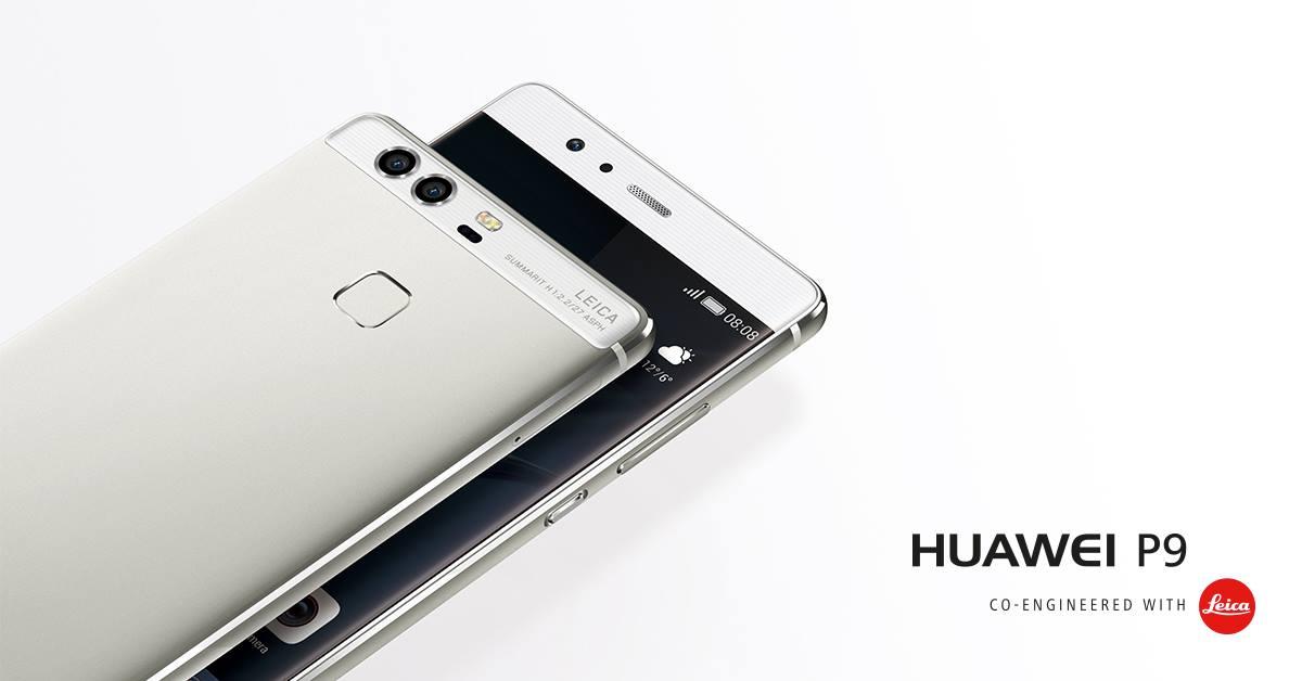 Huawei P9 smartfon