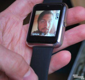 Kamerka w smartwatchu? Może kiedyś.