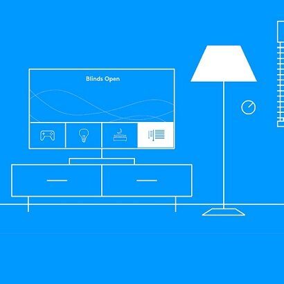 Harmony Hub ze sterowaniem domem z Android TV