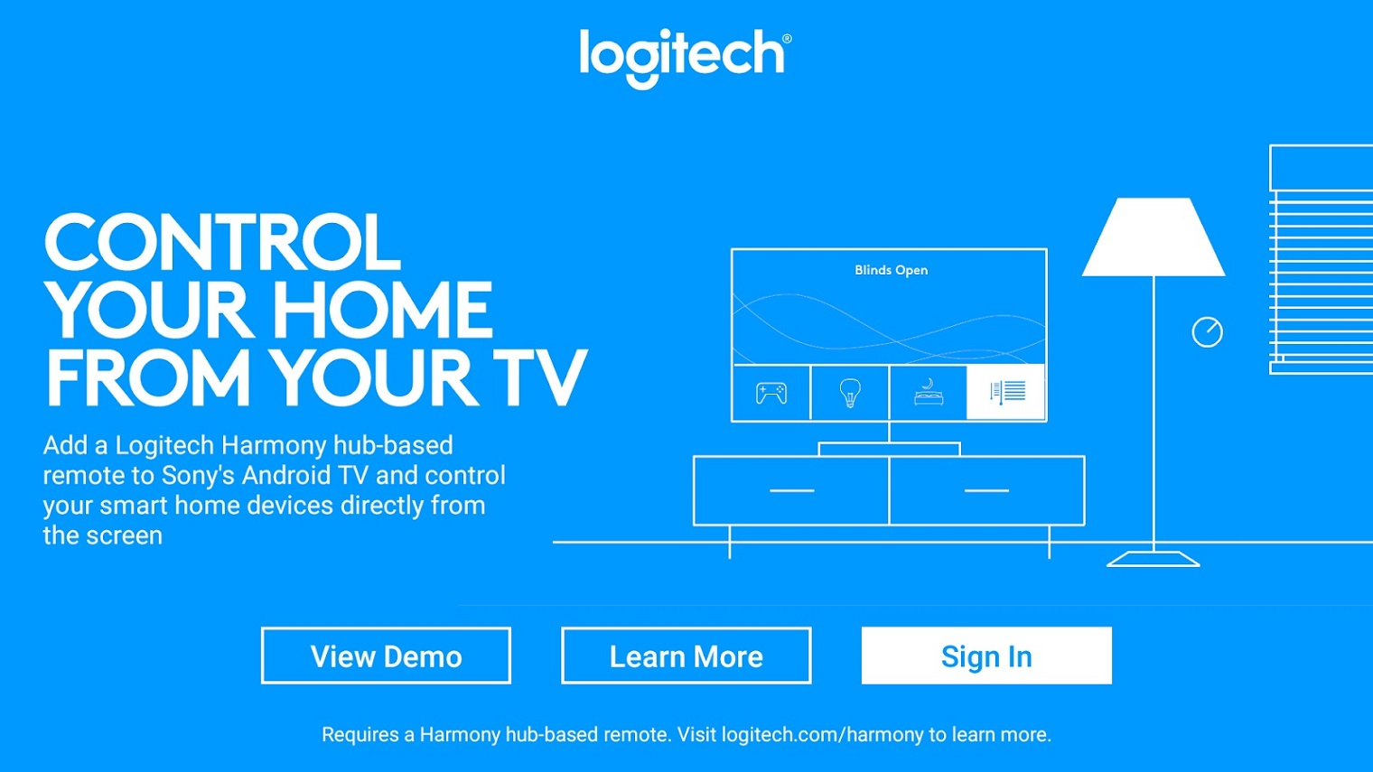 Logitech Android TV