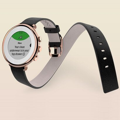Pebble Time Round Special Edition – dla mam