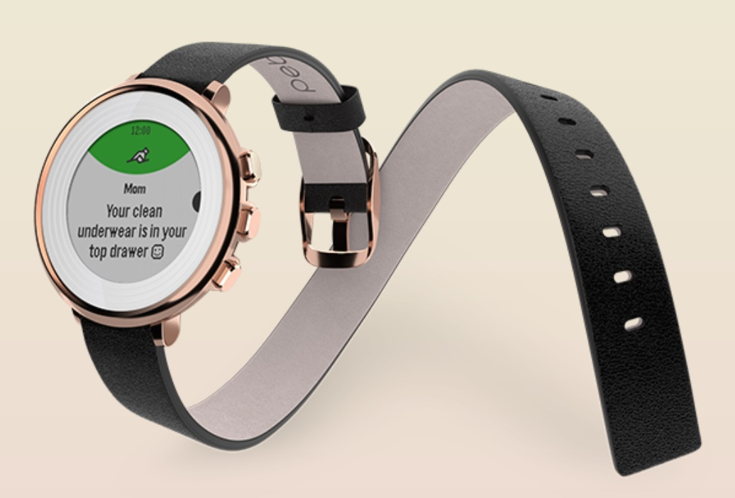 Pebble Time Round Special Edition