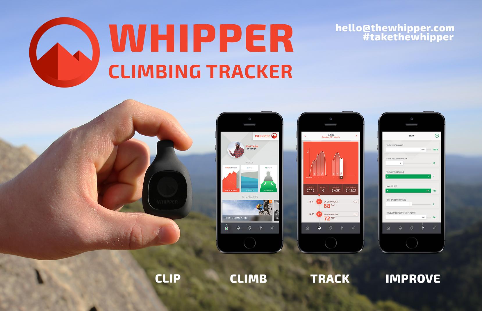 Whipper app