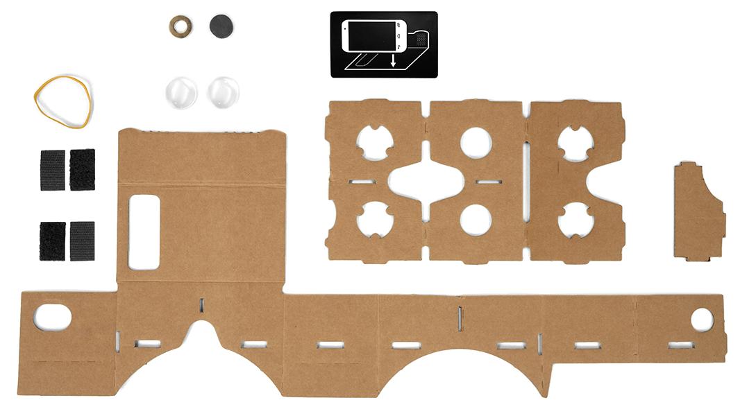 cardboard do złożenia