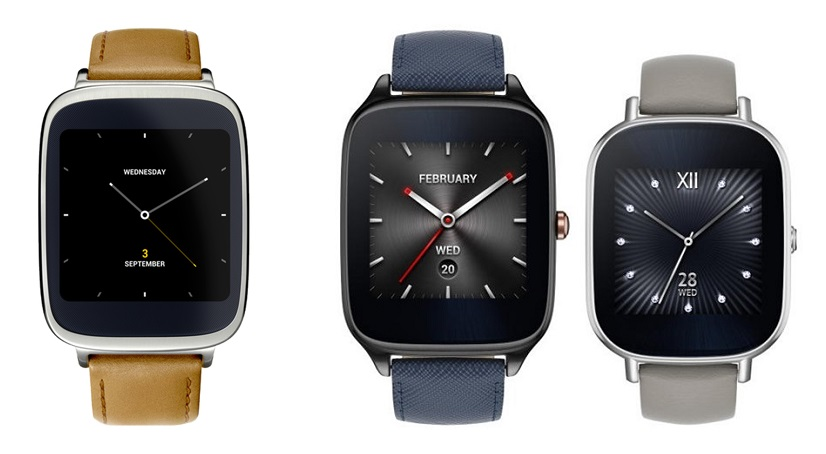 Asus ZenWatch family