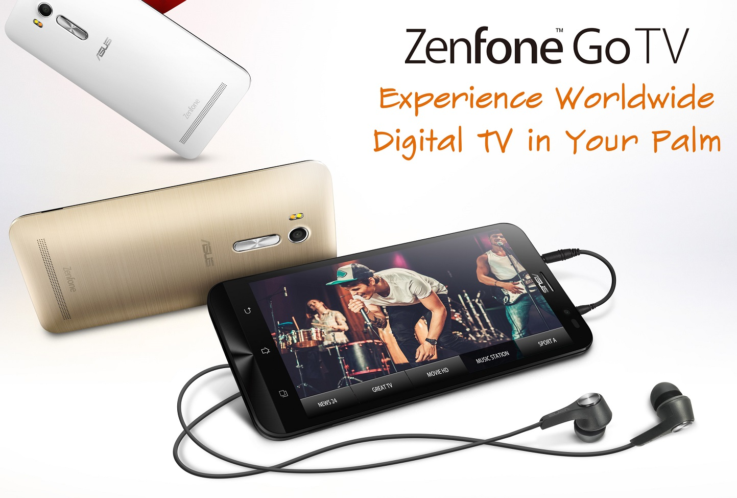 Asus Zenfone Go TV Android