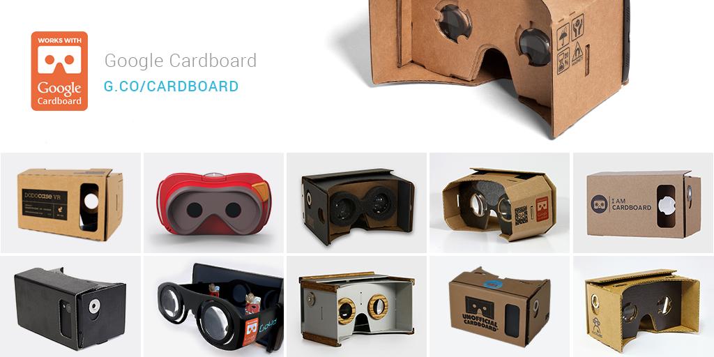 porównanie gogli VR