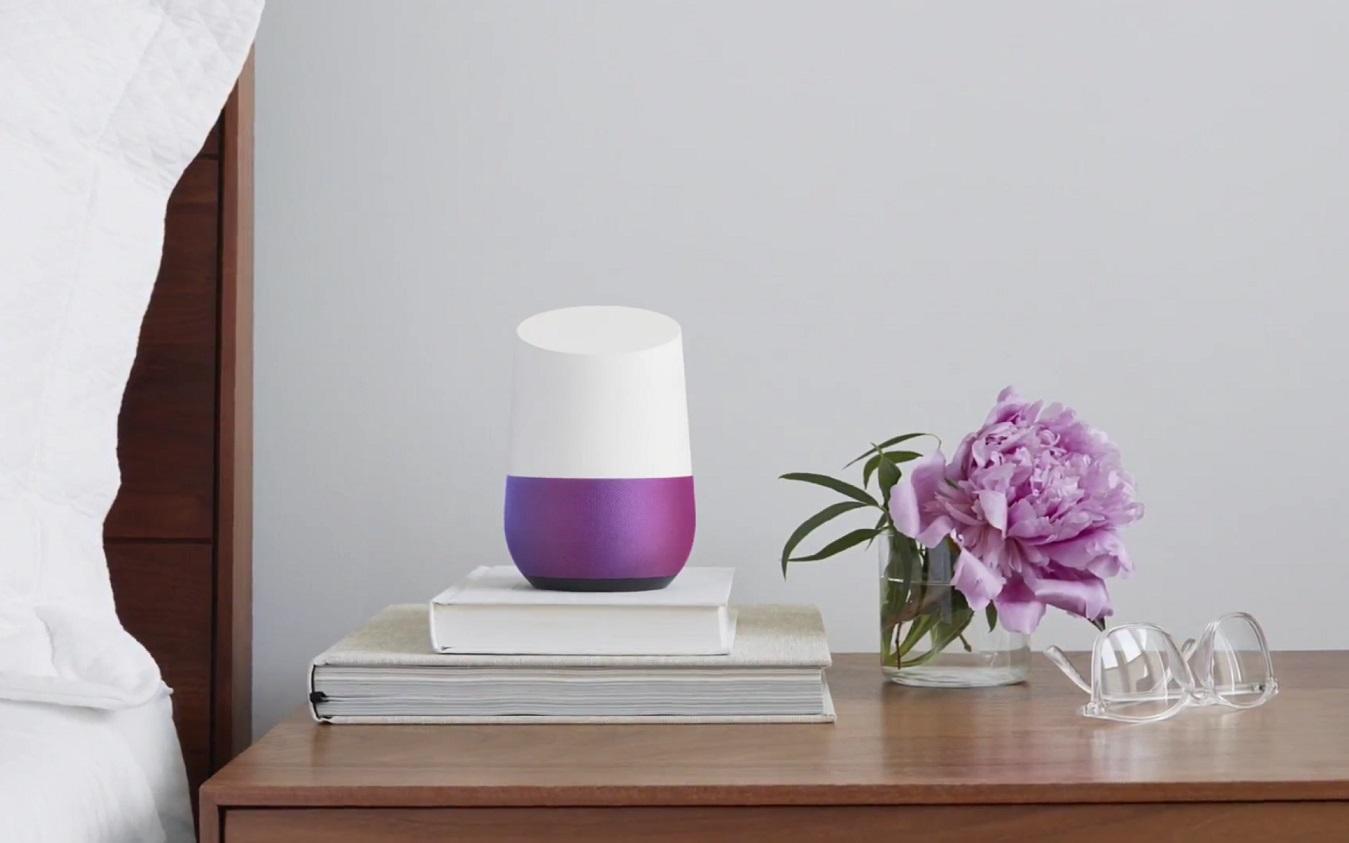 Google Home Ask Google