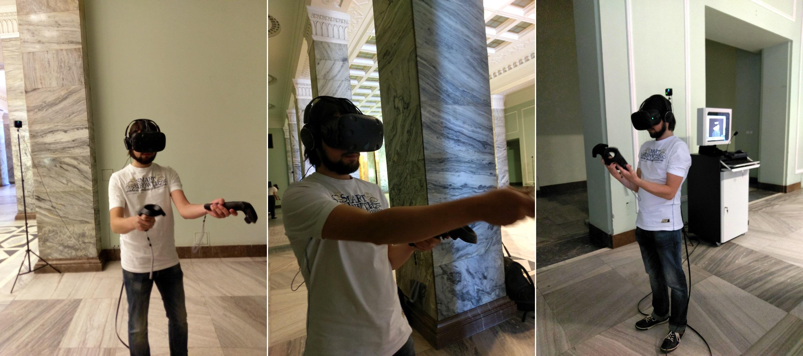 Horyzont historii PKiN VR