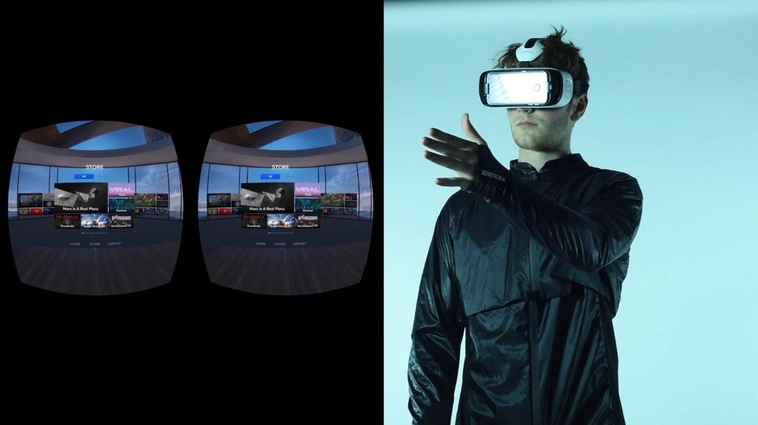 Obe VR Jacket