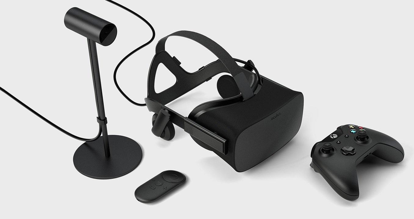 Oculus Rift rozwijany jest już od 2012 roku.
