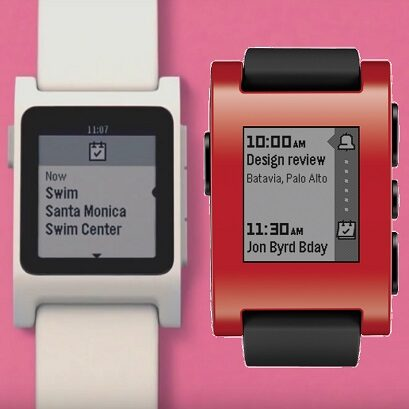 Pebble 2 vs Pebble Classic ico