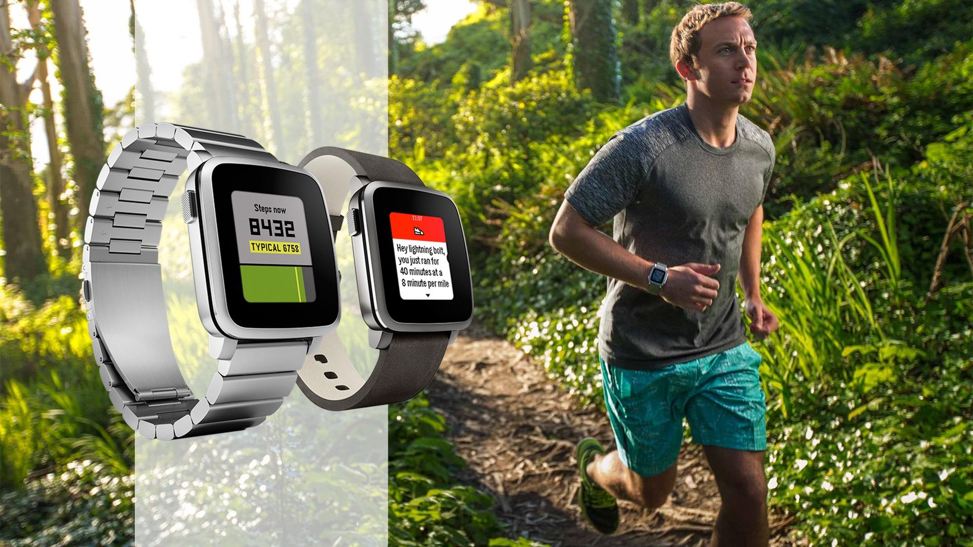 Pebble Health run