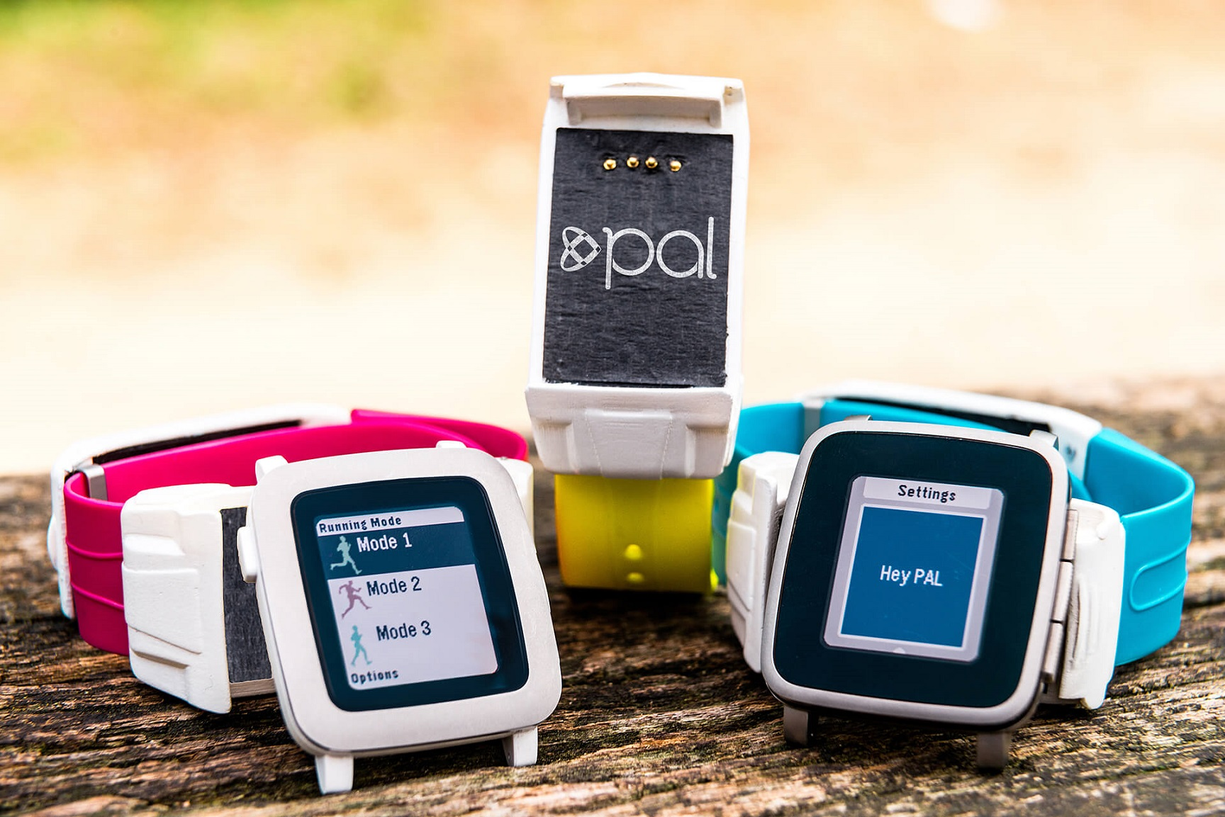 Pebble Time Pal GPS