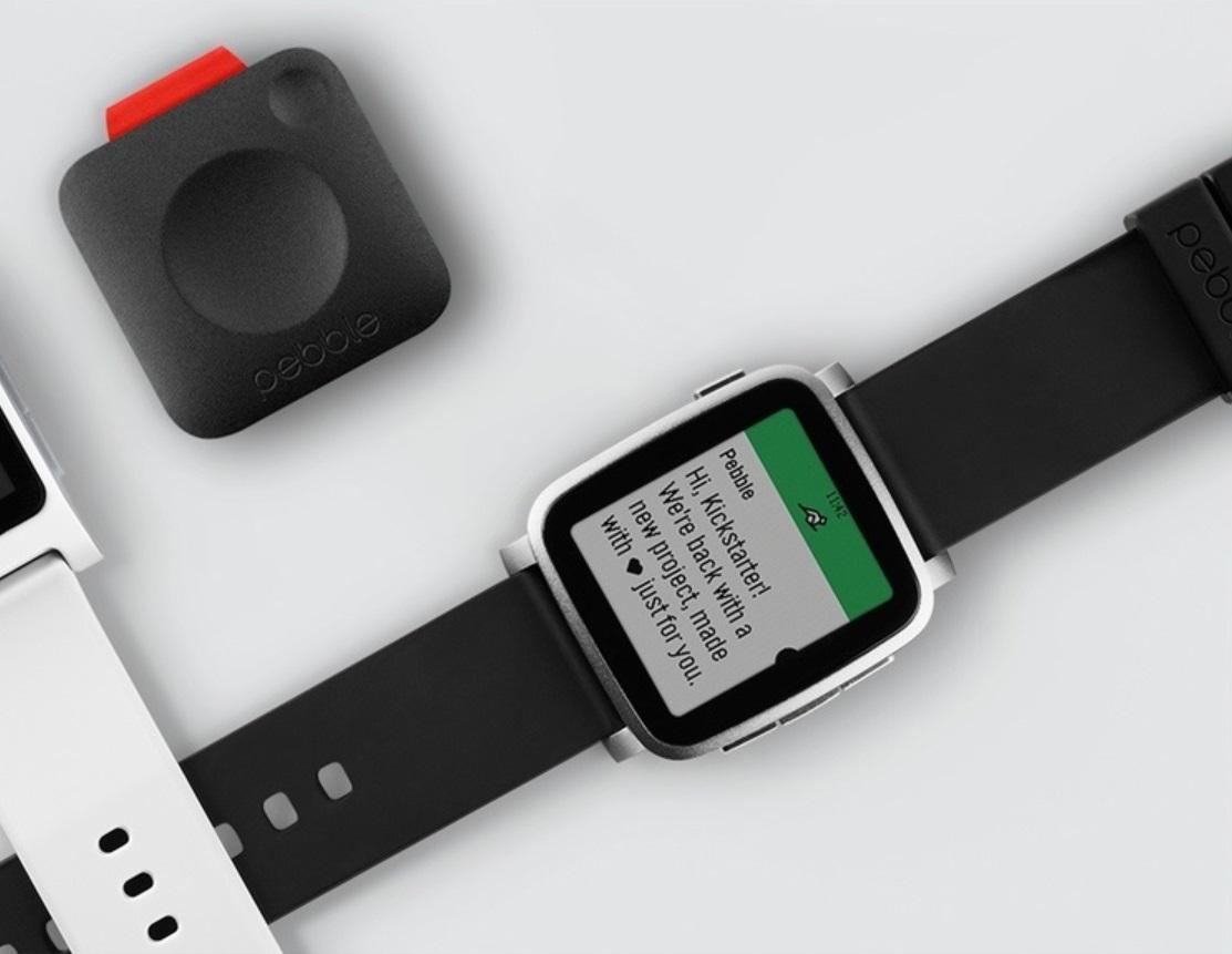 Pebble Time 2 z modułem Core to tracker aktywności z zewnętrznym GPS.
