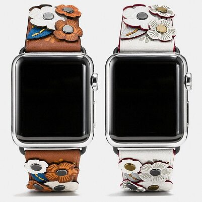 paski dla Apple Watch od Coach