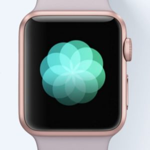 Breathe Apple Watch