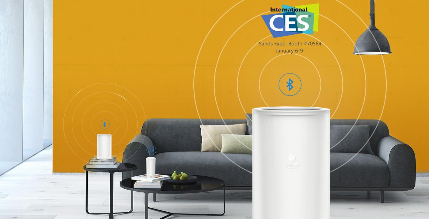 Cassia - router dla sieci Bluetooth
