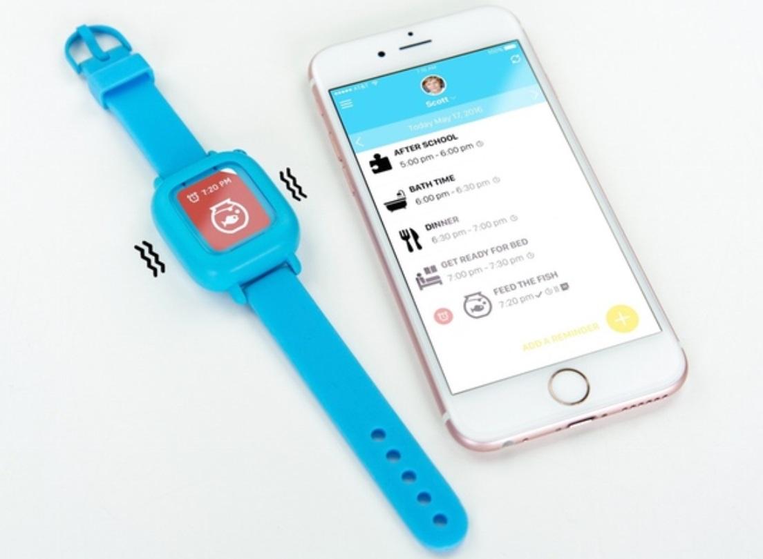 Octopus smartwatch app