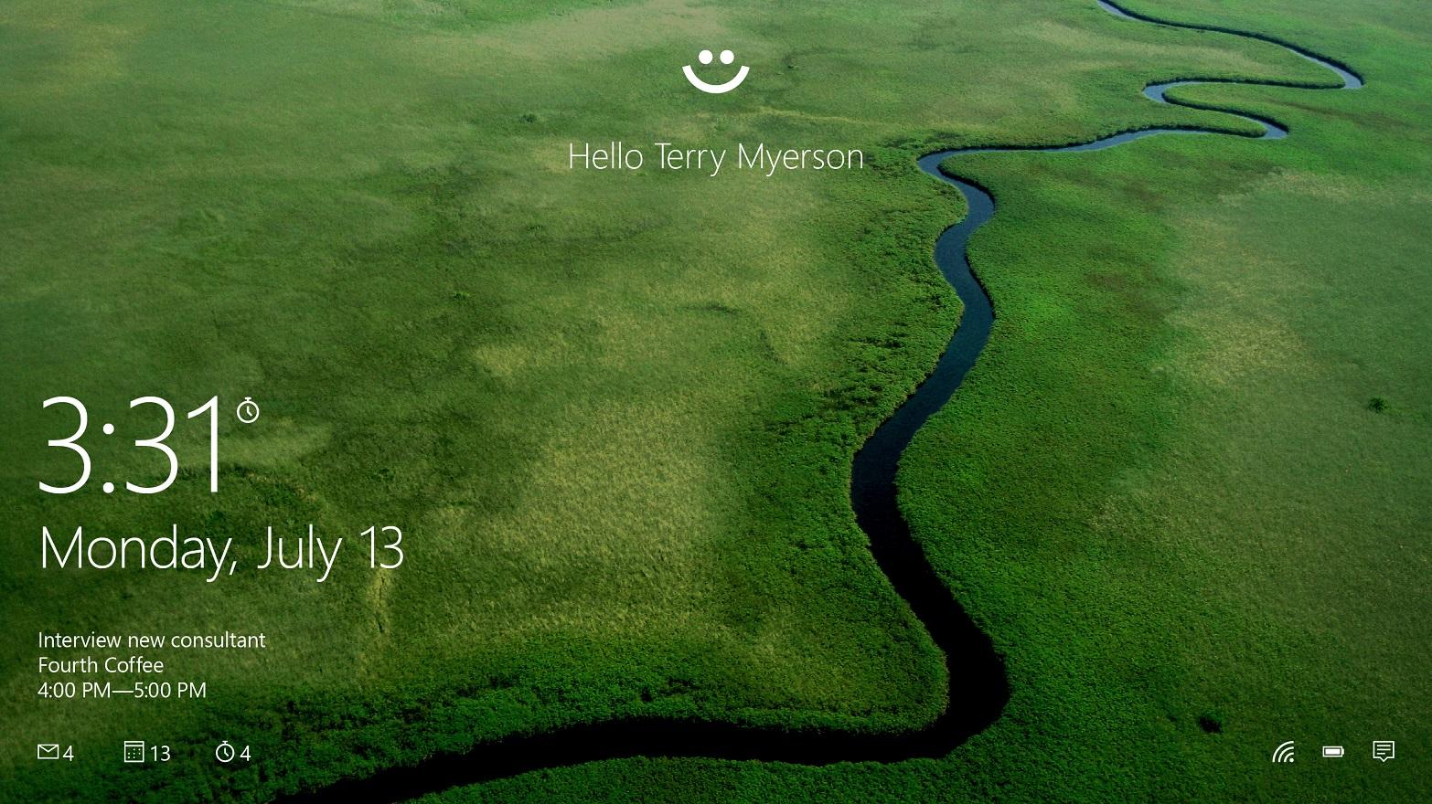 Windows Hello nie jest na razie zbyt popularny (mało kompatybilnych urządzeń). Bransoletki i smartwatche mają to zmienić.