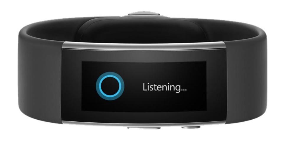 Band 2 Cortana