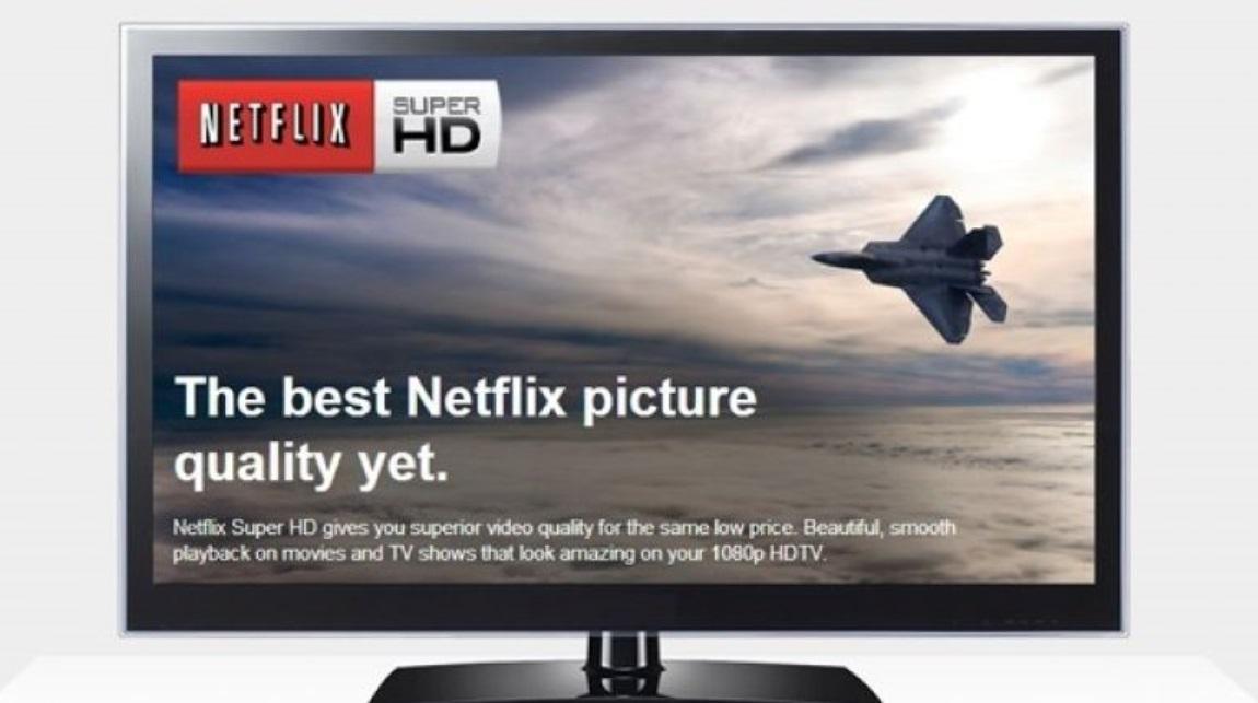 Netflix Super HD na telewizorach jest już znane. Czas na przeglądarki.